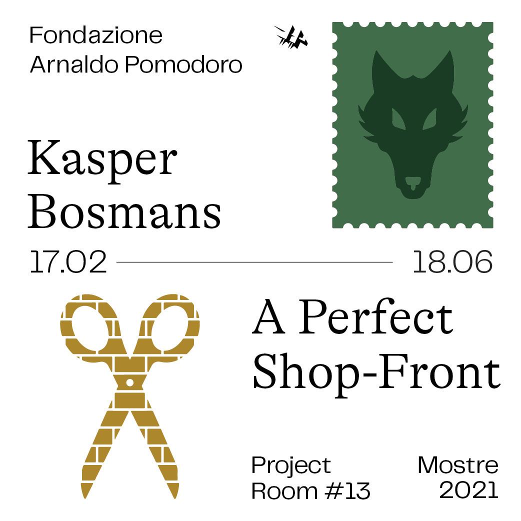 Kasper Bosmans. A perfect shop-front. A Milano, Fondazione Pomodoro, dal 17 febbraio al 18 giugno 2021