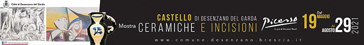 Picasso. Ceramiche e incisioni. Al Castello di Desenzano del Garda, dal 19 maggio al 29 agosto 2021