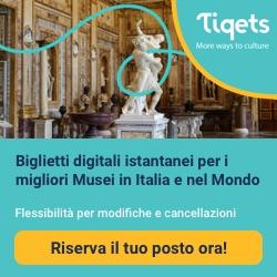 Tiqets - Musei e attivita selezionati per i nostri lettori