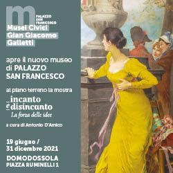 Domodossola, apre il nuovo Museo di San Francesco
