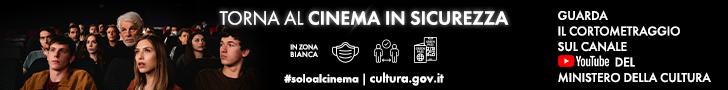 Torna al cinema in sicurezza