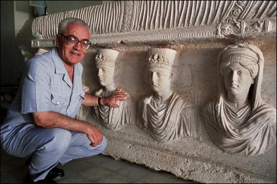 Annunciato il ritrovamento delle spoglie di Khaled al-Asaad, l'archeologo ucciso dall'Isis