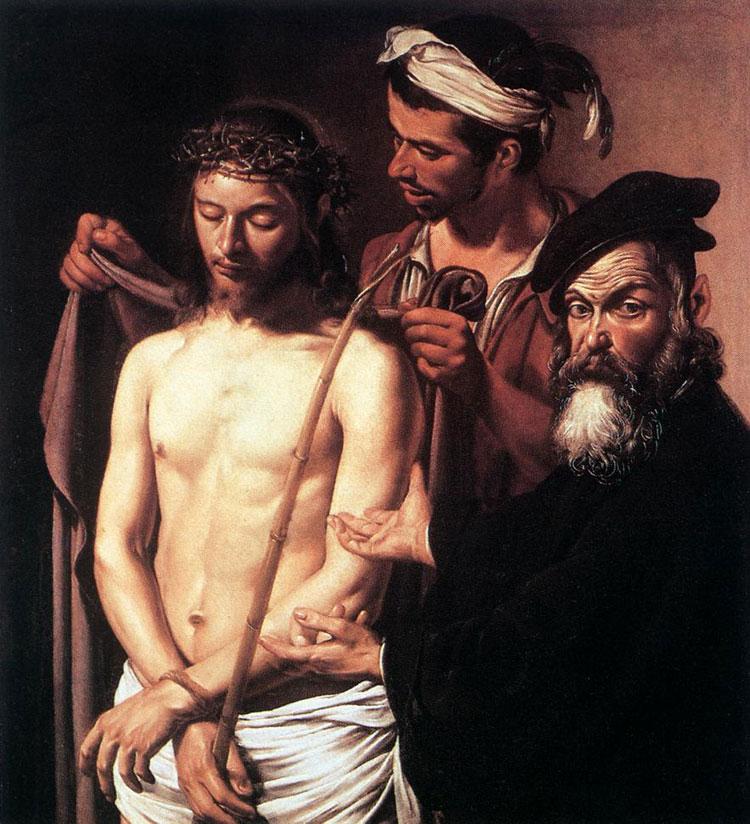 Taormina avrà il suo Caravaggio: l'Ecce Homo da Genova al G7