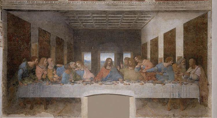 Per quattro serate si entra gratis al Cenacolo Vinciano. L'iniziativa per festeggiare il film su Leonardo