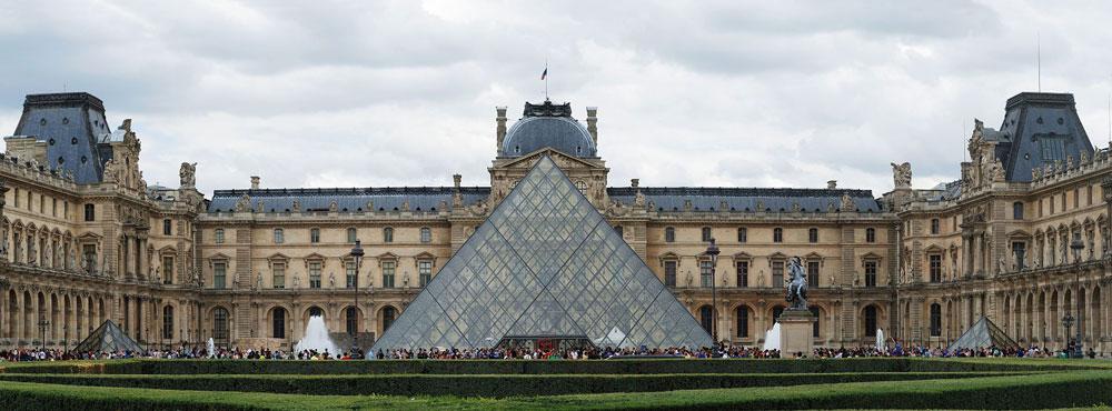 I numeri del Louvre durante il Covid: -75% a luglio, -60% ad agosto