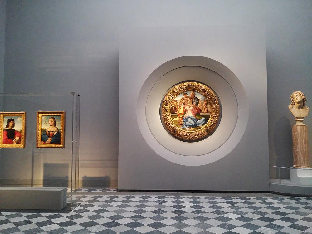Uffizi, nuovo allestimento della Sala 41 (2018 - ).
