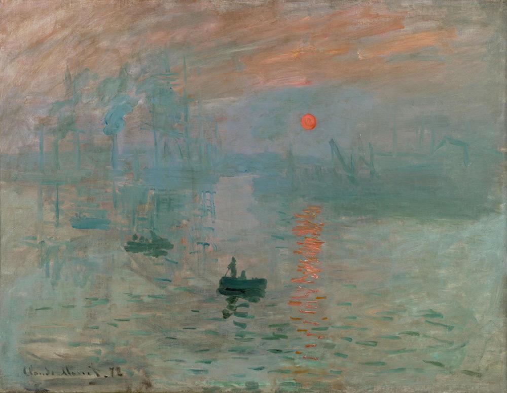 Il capolavoro di Monet che ha avviato l'impressionismo va in Cina. Quarto viaggio in 5 anni