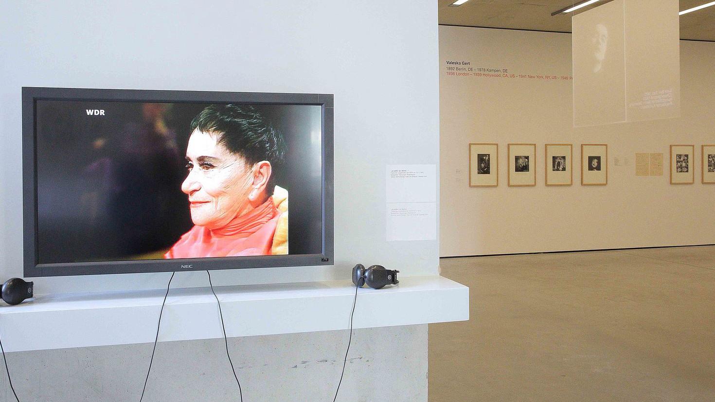 """A Salisburgo una mostra sulla figura dell'artista esule: è """"Resonanz von Exil"""""""