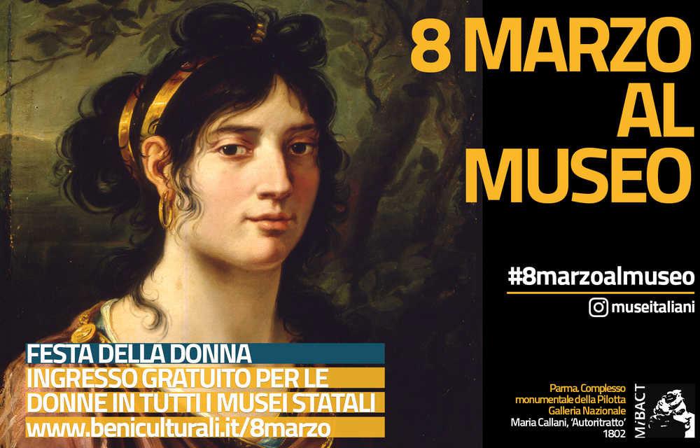 Festa della Donna: musei e luoghi della cultura statali gratuiti per tutte le donne