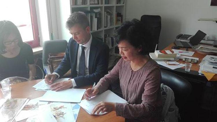 Nel 2019 Paestum in mostra in Cina