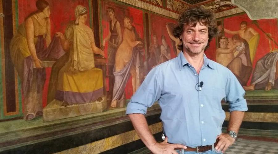 Alberto Angela diventa cittadino onorario di Pompei