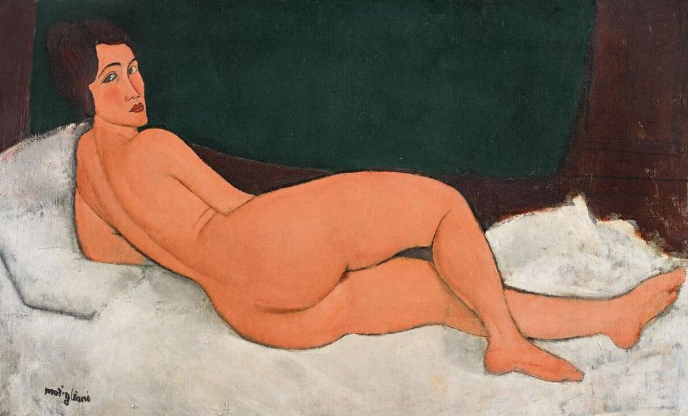 Il più grande quadro di Modigliani venduto a 157 milioni di dollari da Sotheby's: è record