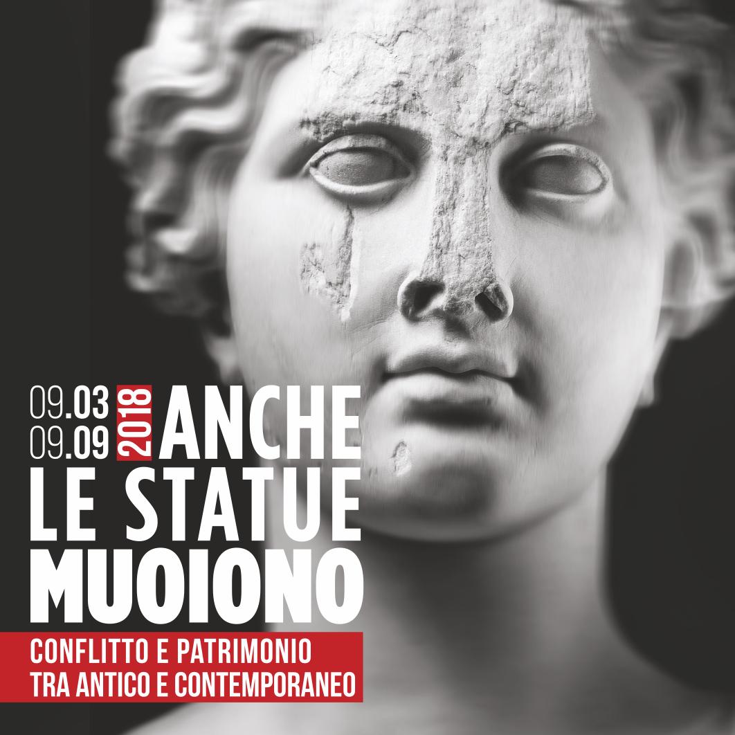"""Torino, prorogata la mostra """"Anche le statue muoiono"""" al Museo Egizio"""