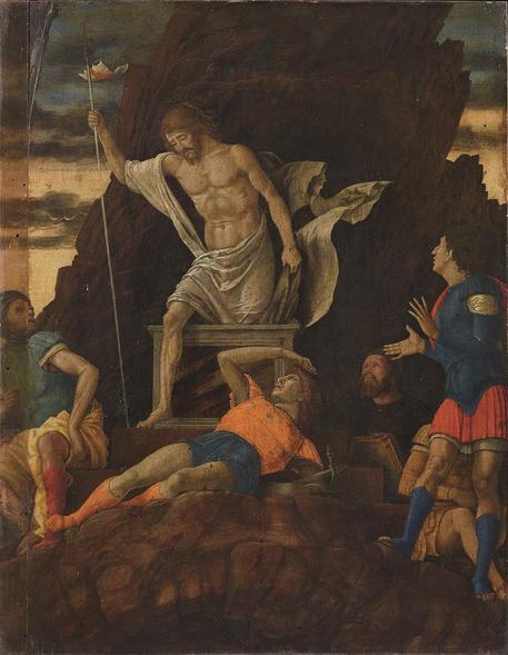 Eccezionale all'Accademia Carrara di Bergamo, scoperto un nuovo dipinto di Mantegna