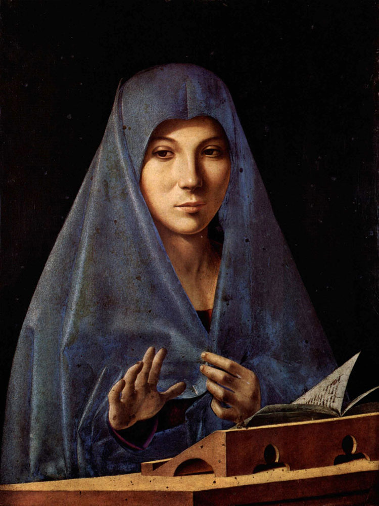 A Palazzo Abatellis Antonello incontra Laurana