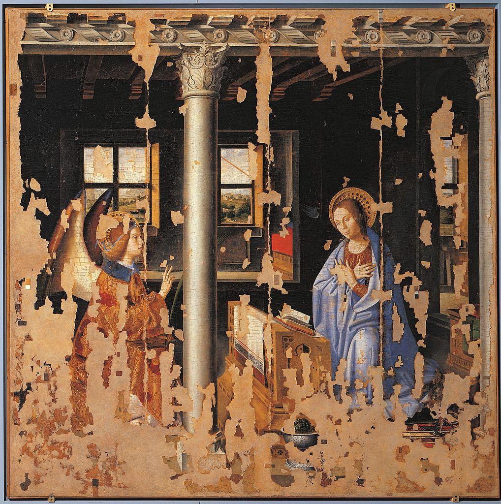 """Annunciazione di Antonello, Sgarbi: """"silenzio omertoso quando andò a Rovereto"""". In realtà ci furono dure critiche"""