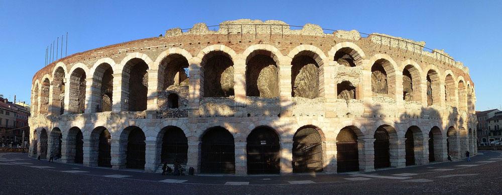 Nessuna copertura sull'Arena di Verona: la Soprintendenza boccia il progetto