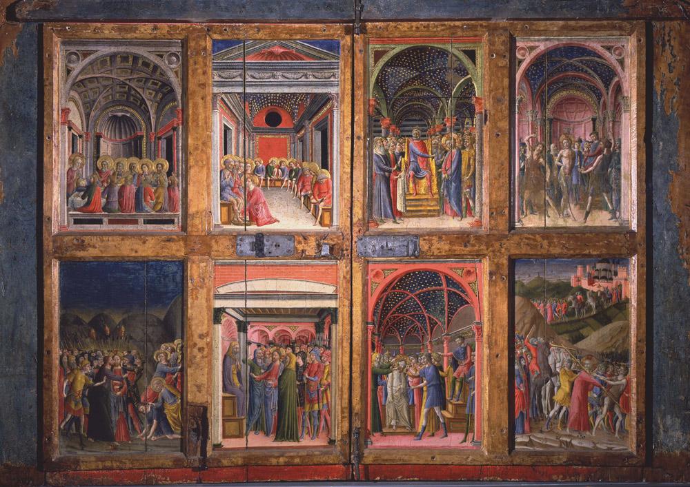 Siena, inaugurato il nuovo allestimento del Tesoro del Santa Maria della Scala