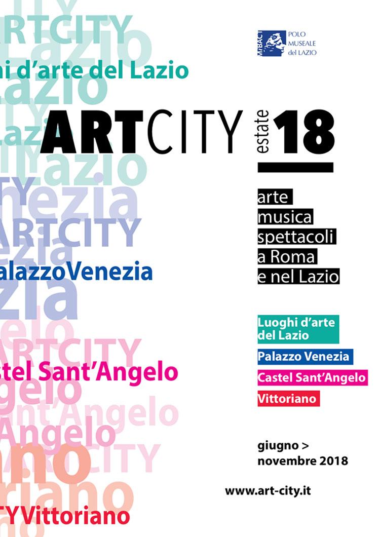 Oltre centocinquanta iniziative nel Polo Museale del Lazio: un'estate con ArtCity