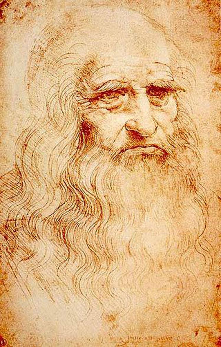 In mostra per la prima volta alla Queen's Gallery disegni di Leonardo invisibili