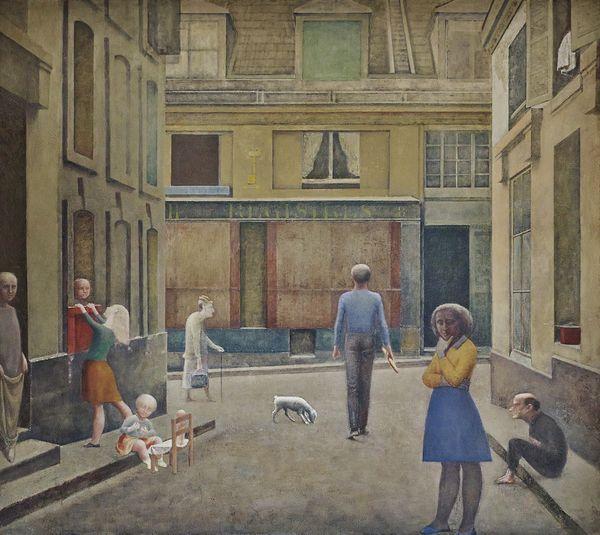 Balthus protagonista di una mostra alla Fondazione Beyeler di Basilea
