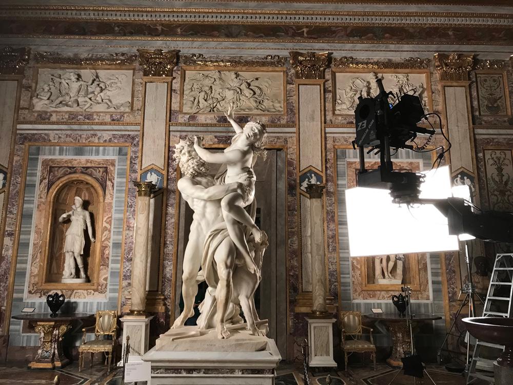 La mostra di Bernini adesso arriva anche al cinema. A novembre nelle sale il documentario di Magnitudo e Chili
