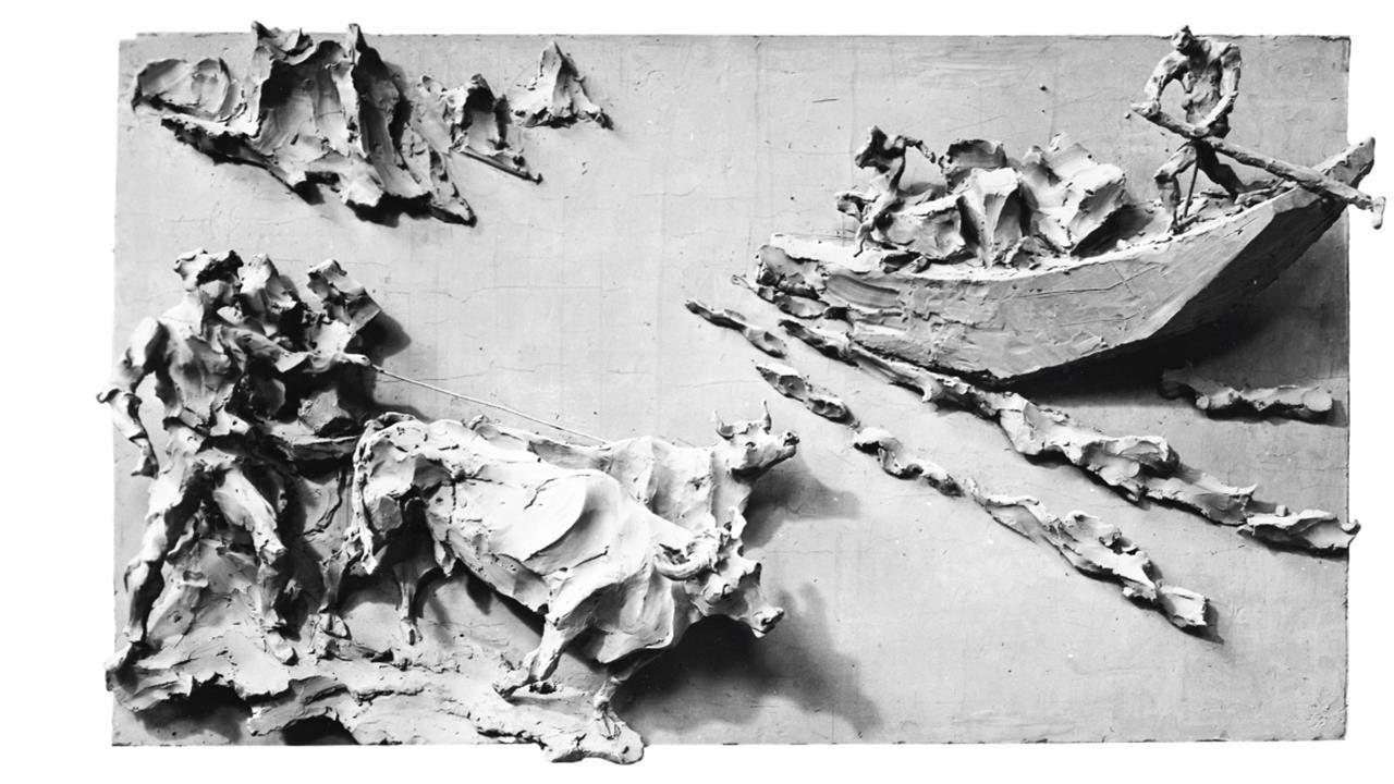 Lucio Fontana non fece solo tagli ma lavorò anche per il Duomo di Milano. Una mostra lo ricorda