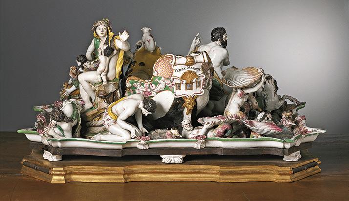 """A Palazzo Pitti in mostra i tesori """"fragili"""" dei principi: preziose porcellane tra Vienna e Firenze"""