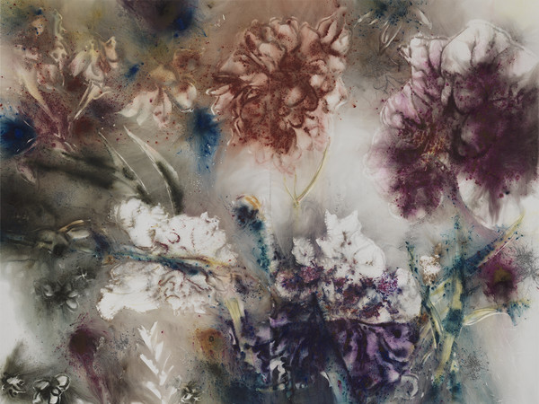 Flora Commedia, agli Uffizi arriva l'arte contemporanea di Cai Guo-Qiang