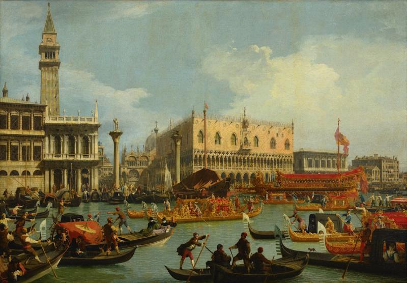 Il grande Settecento veneto è in mostra in Russia: Tiepolo, Canaletto, Guardi, Longhi e altri volano a Mosca