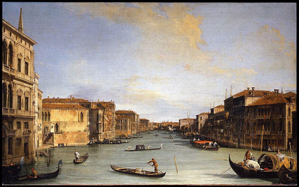 Il Settecento in mostra a Palazzo Pitti