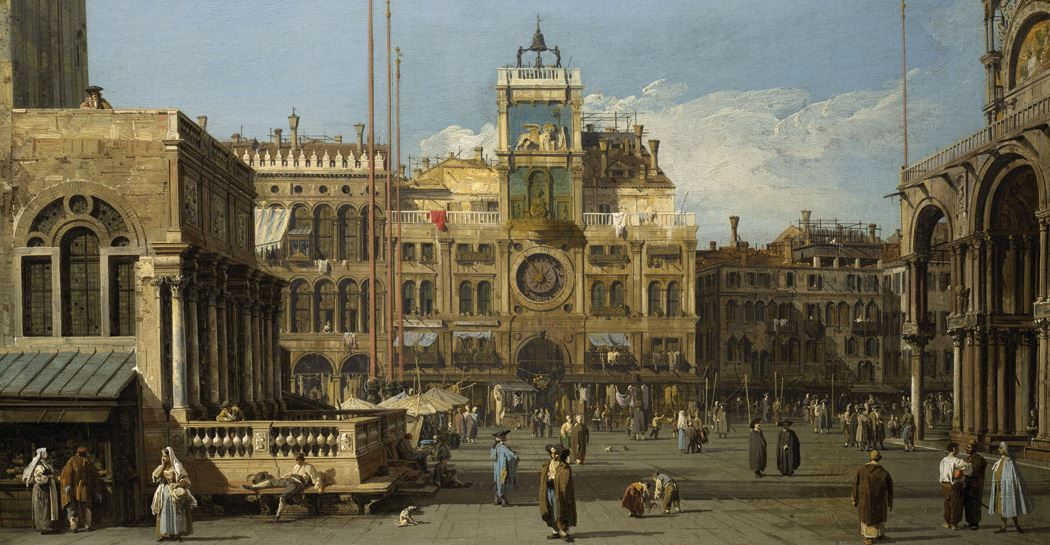 """""""Canaletto 1697-1768"""" in mostra a Roma con dipinti esposti per la prima volta in Italia"""