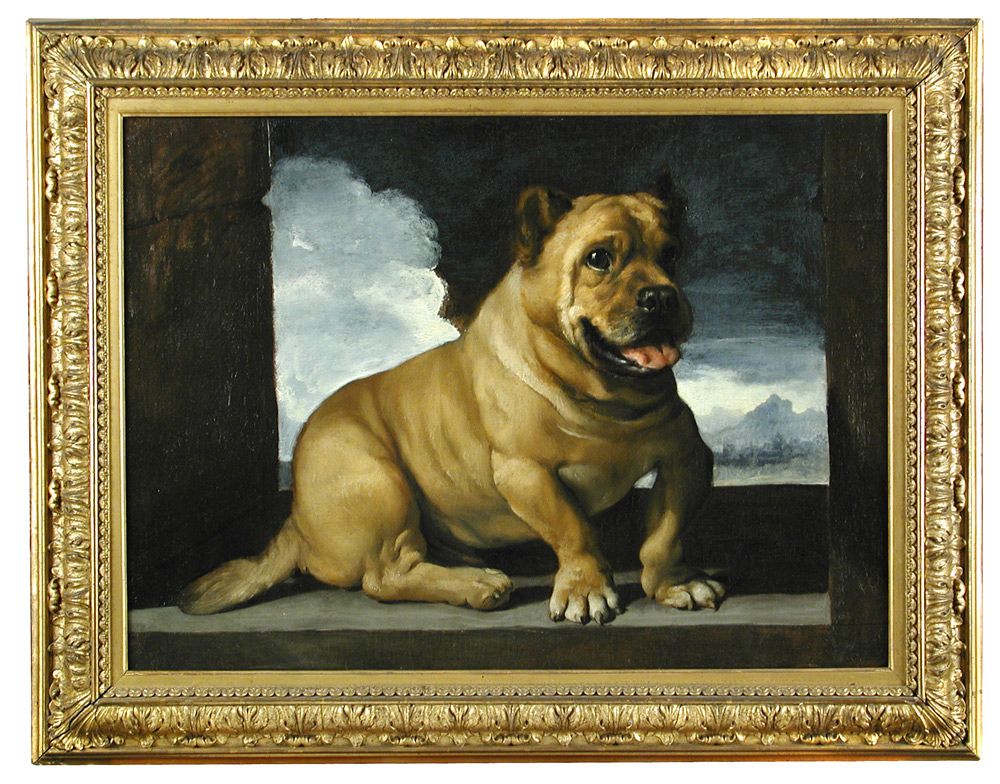 Il cane del Guercino venduto per 570.000 sterline