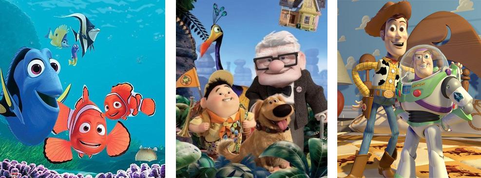 A Roma una mostra celebra i capolavori della Pixar, da Up a Toy Story, da Nemo a Coco