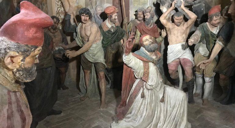 Dopo 41 anni di restauri, riapre la Cappella del Martirio di sant'Eusebio del Sacro Monte di Crea