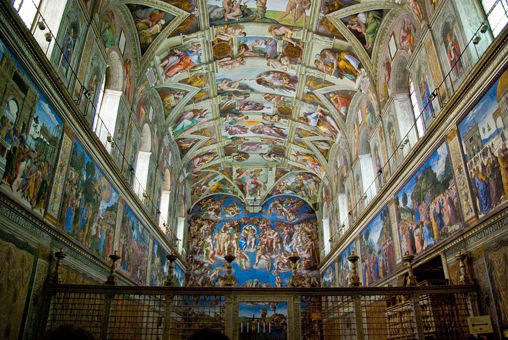 I Musei Vaticani sono 3D: proposta la Sistina Experience