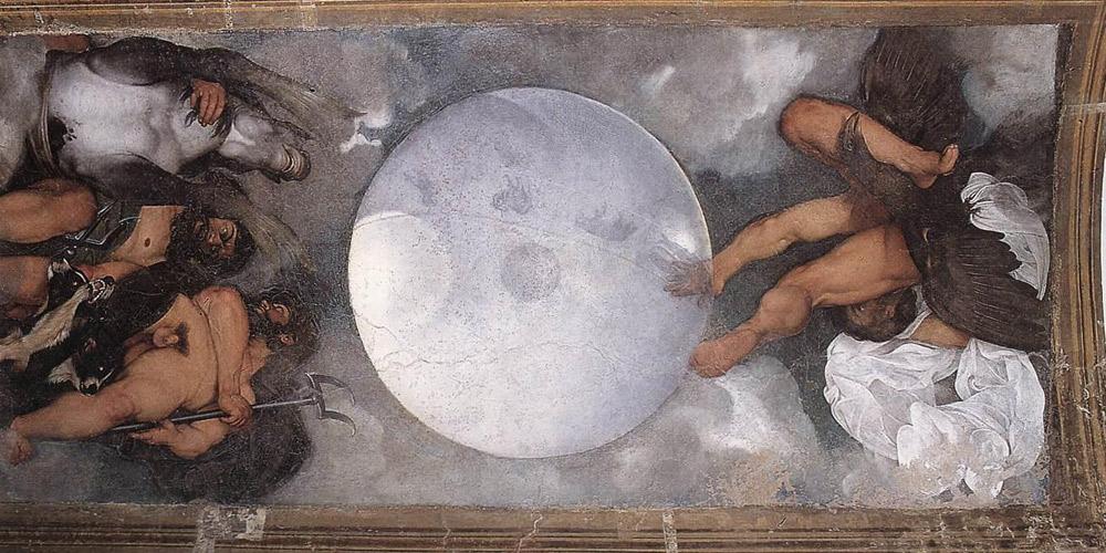 Ruspe sotto il Casino Ludovisi, a rischio il luogo che ospita l'unica pittura murale di Caravaggio
