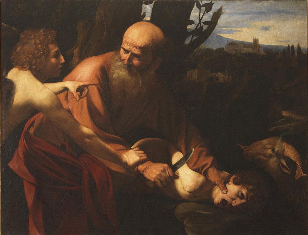 Torna agli Uffizi dopo le mostre il Sacrificio di Isacco di Caravaggio: presto nella lista delle opere inamovibili
