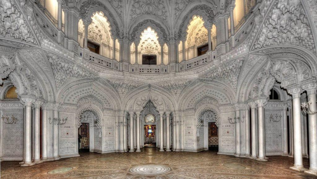 Il Castello di Sammezzano è uno dei monumenti più a rischio d'Europa