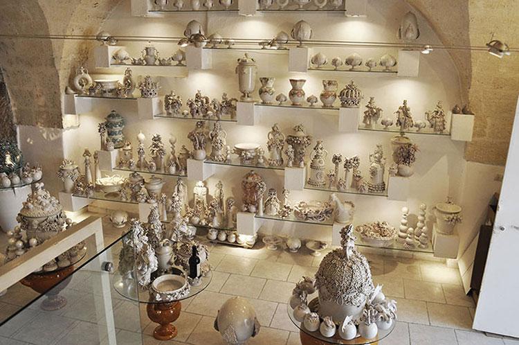 Grottaglie: una Mostra della Ceramica nella città delle ceramiche