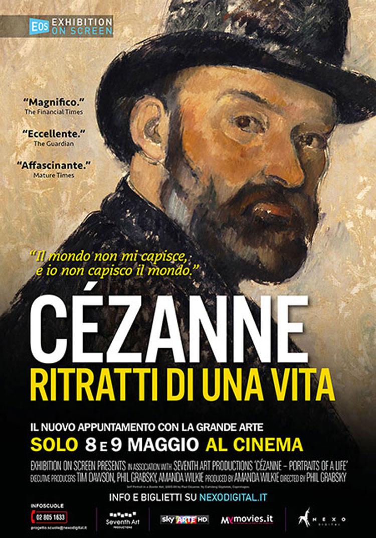 Cézanne. Ritratti di una vita: torna La Grande Arte al Cinema