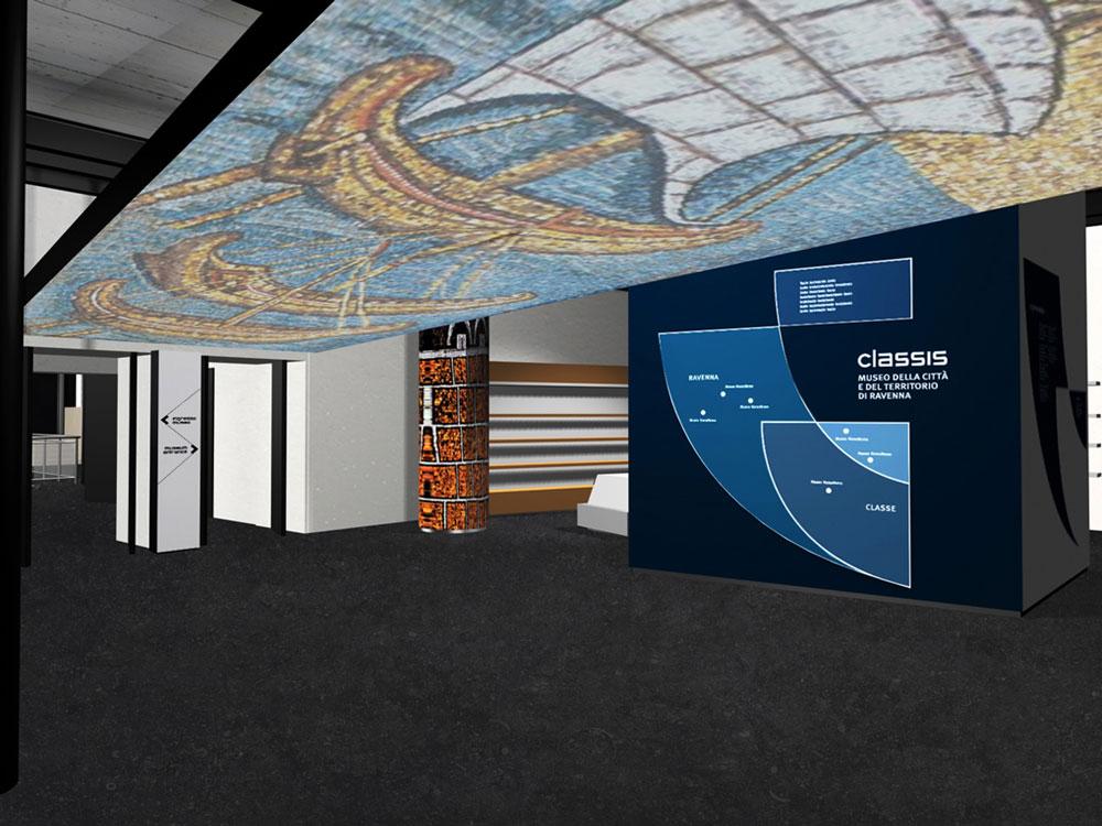 Presto aprirà Classis Ravenna, Museo della Città e del Territorio di Ravenna