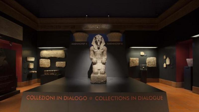 """I Musei Vaticani collaborano coi musei italiani: il progetto """"Collezioni in dialogo"""" parte dall'arte egizia"""
