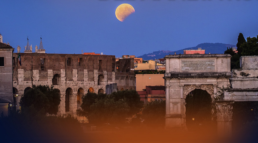 Tante iniziative nei musei italiani per la grande eclissi di luna, la più lunga del secolo