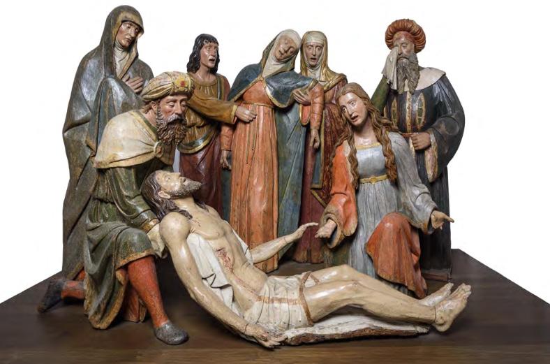 """Alessandria capitale della scultura tra Quattro e Cinquecento: ecco la mostra """"Alessandria scolpita"""""""