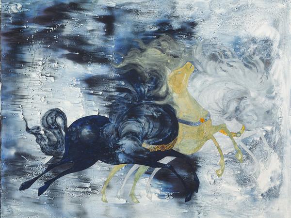 Milano, la mostra di Veronica Smirnoff alla galleria Riccardo Crespi