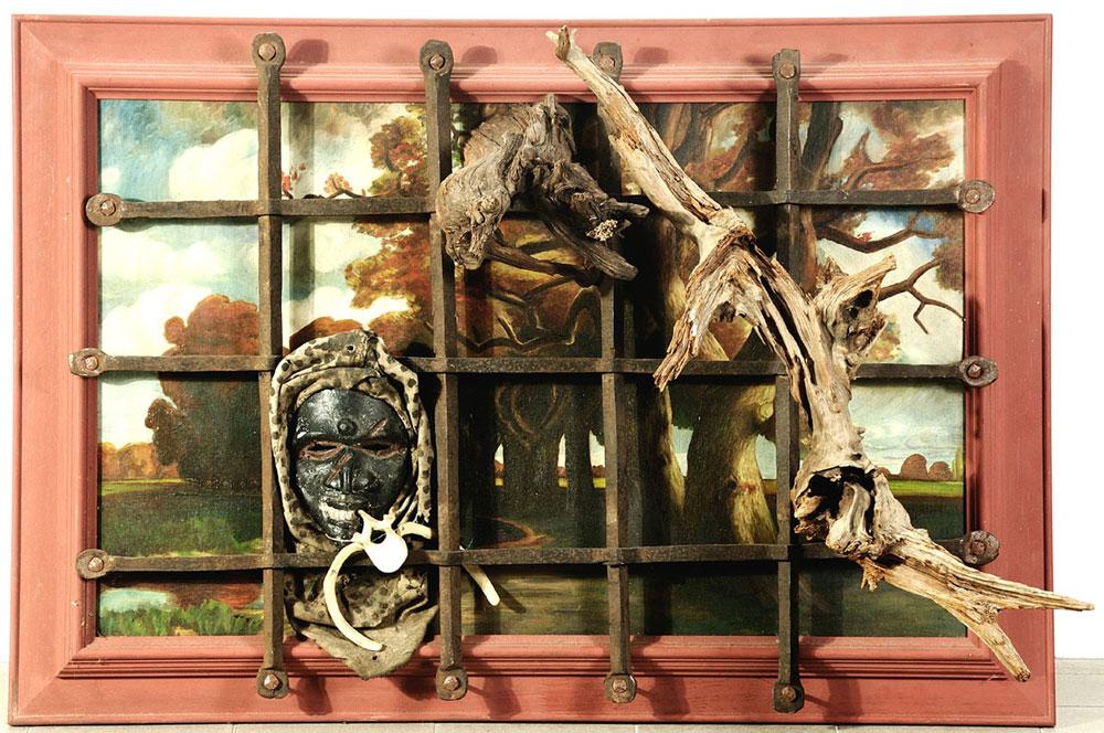 Le opere di Spoerri e Manfredini in una mostra-dialogo a Massa