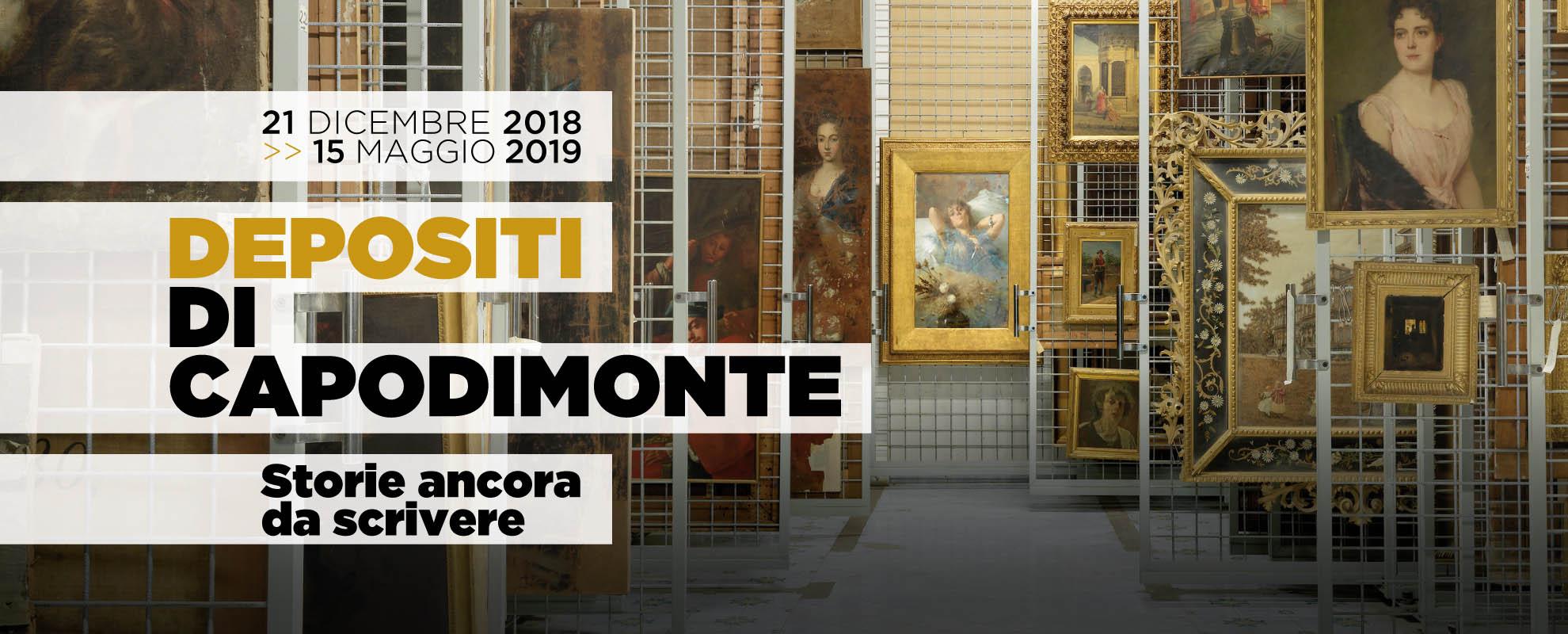 Napoli, il Museo Nazionale di Capodimonte mette in mostra i suoi depositi, con 1.220 opere