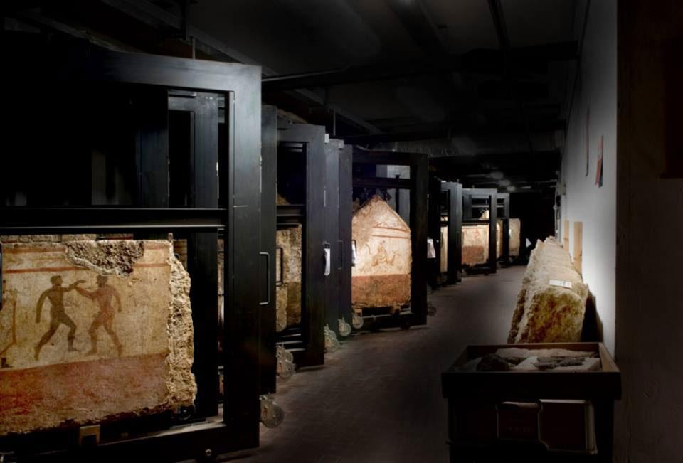 Entro Natale apriremo i depositi di Paestum. Lo annuncia Zuchtriegel