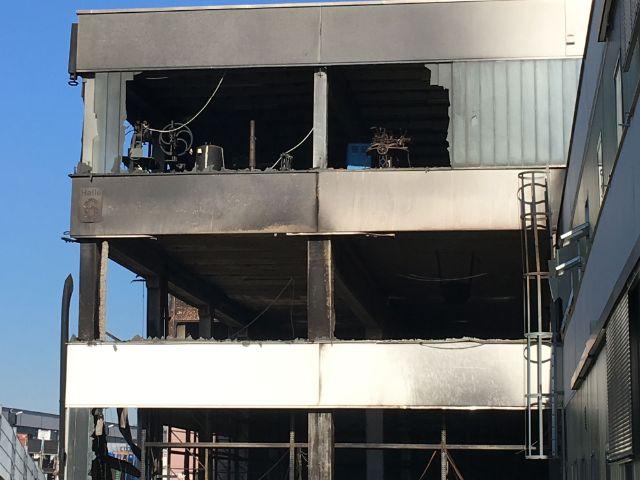 Ingolstadt, incendio colpisce i depositi del Deutsches Museum, il più grande museo scientifico del mondo. Si temono danni ingenti